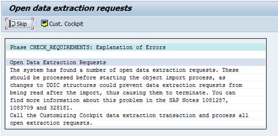 Install Winshuttle add-on version 11 on SAP R/3 470
