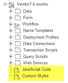 Winshuttle Composer JavaScript reference guide
