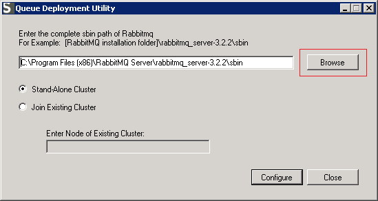 Installing Winshuttle Server 10 6 1 (or later): Step 2