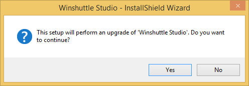Single  exe: Fresh installation and upgrade